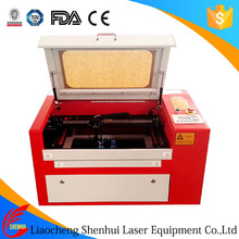 50w 60w small phone cover etching equipment cheap price