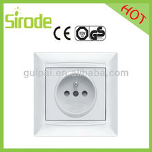 2012 NEW Design SCHUKO Socket 16A 250V
