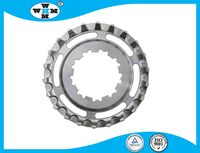 ASTM A564 Stainless Steel 17-4 PH H900, Sport Bike Sprocket