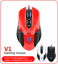 High-tech changeable 3500 dpi usb smart mouse driver