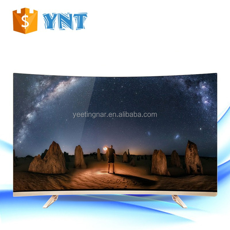 32inch wholesale price led tv curved 4k oled smart television