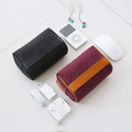 Top Selling beautiful design felt cosmetic organizer bag made in China