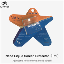 Full invisible Flexible Nano Liquid Technology applicable for all mobile phone screen