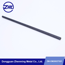 iron Round Rod cnc machining hollow metal rod