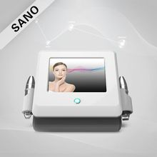 portable fractional microneedle RF permanent make up device/stretch mark removal beauty machine