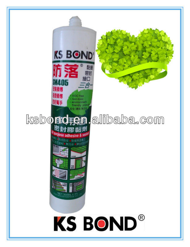 All Purpose wood floor Glue strong silicone adhesive