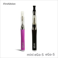 latest inventions no flame e-cigarette eGo-S & Mini eGo-S electronic cigarette in kuwait