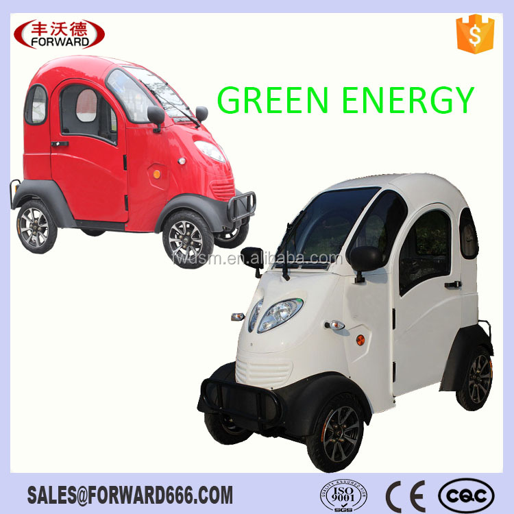 Motorcycle Electric Wheel Mini Car For Disabled