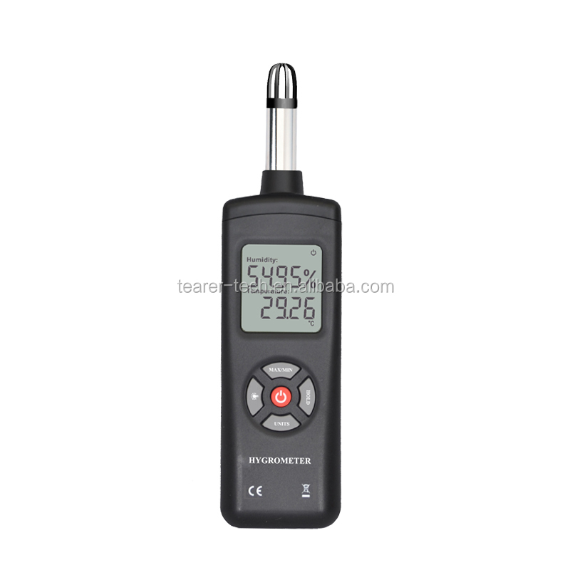 Newest Digital Indoor Outdoor Temperature Humidity Meter with OEM service TL-500