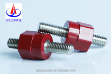High-strength Red Standoff Insulator,low voltage insulators