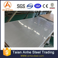 Prime cold rolled 2B SS201 202 304 306 stainless steel plate 316L 321 430 410 stainless steel