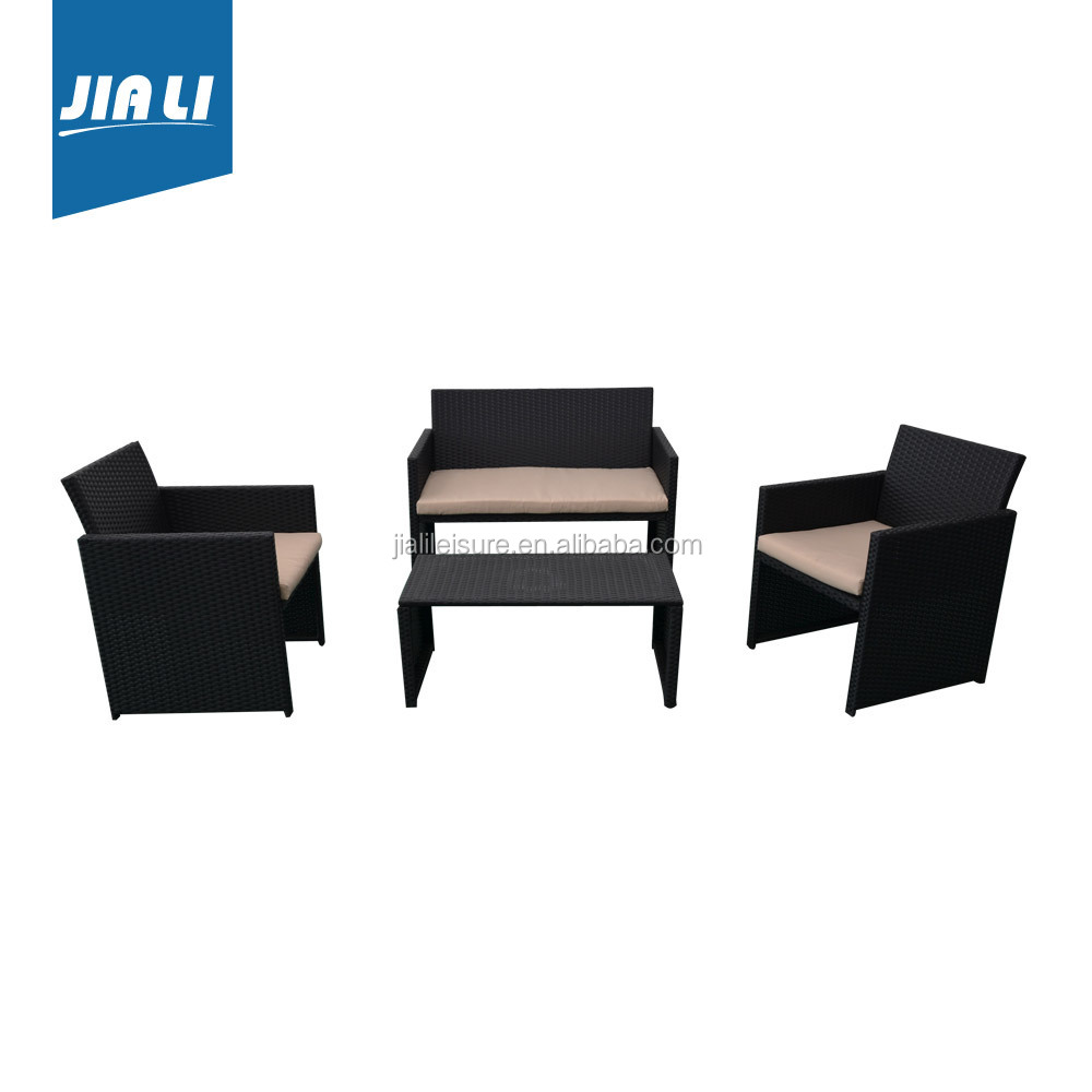 Hot selling factory directly rattan chairs and tables