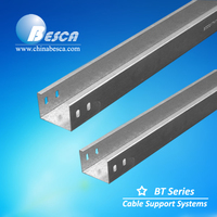 Galvanized Cable Trunking with Dimensions Customized