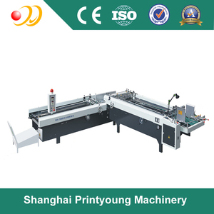 XH-700D Automatic Shoes Box Pasting Machine