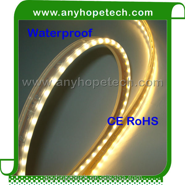 335SMD 96leds per meter IP67 water resistant dc flexible 335smd led strip 12v