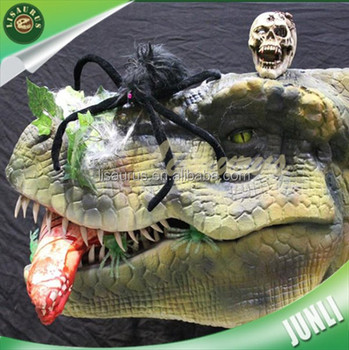 Lisaurus-CH1001 Dinosaur costumes life-size dinosaur models for sale