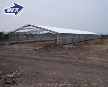 Best Selling Steel Structure Prefabricated Broiler Poultry Farm House Design From China Supplier