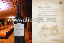 French red wine in China