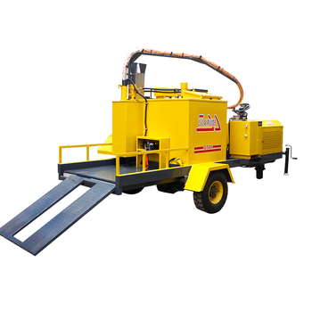 hot sale crack repair production automated factory manufacturing patching kettle pavement crack treatment