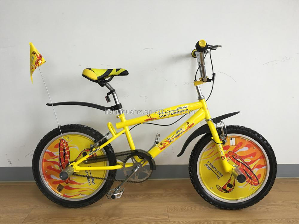 Good quality freestyle bike children bike for boys from hangzhou bicycle