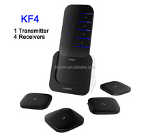 Alarm Tracker Sound Anti-lost Wireless <strong>Key</strong> Finder Remote Control