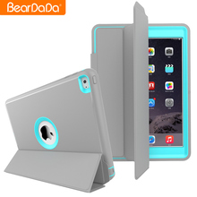 Latest High Quality Auto Wake Up for ipad air case shock proof