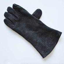 Industrial Hand Gloves Working Leather patched palm Welding Gloves