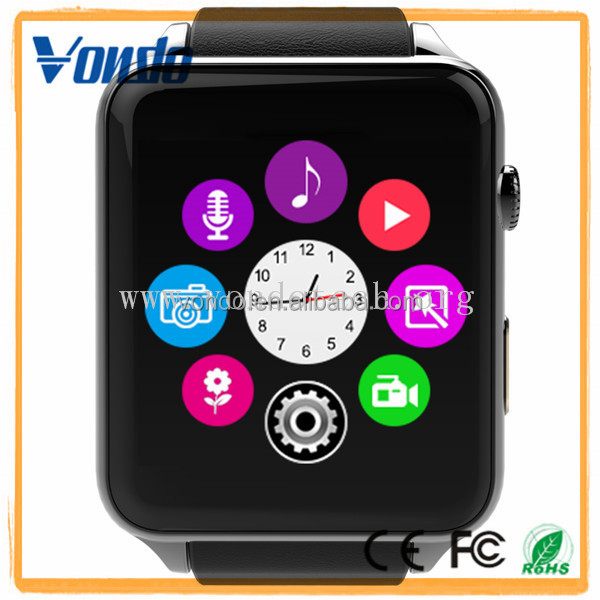 New product smart watch waterproof 1.54 lnch TFT IPS LCD smart watch mobile phone