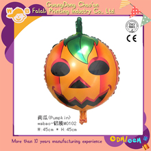 China new product inflatable halloween pumpkin shaped balloon