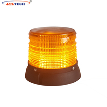 High intensity 48w Amber emergency beacon led warning light with magnetic