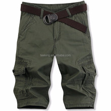 Custom Wholesale Military Style Cargo Shorts