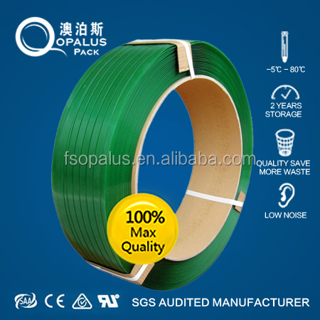 Used Cloth use polyester strapping for packing