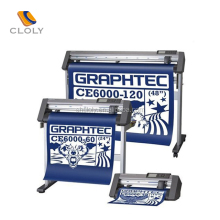 Graphtec ce6000-60 sticker cutter plotter graphtec for vinyl printed clothing