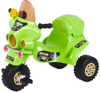 Good Quality Plastic Children Or Baby Tricycle With Trailer HZ4104