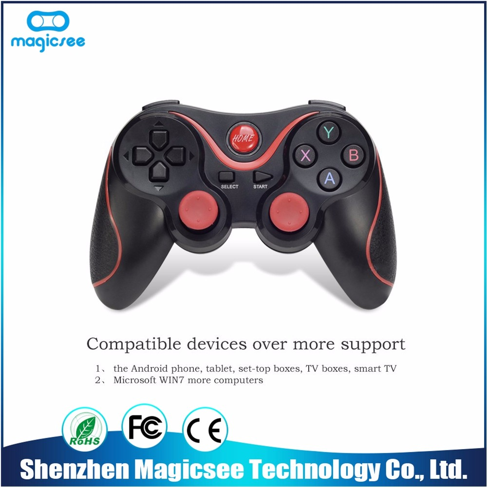 Top quality competitive price joystick motor controller bluetooth controller for vr