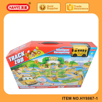 Most popular Education funny electric rail car toys for kids