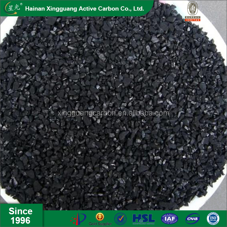 High quality coal based food grade activated carbon for wine absorbent