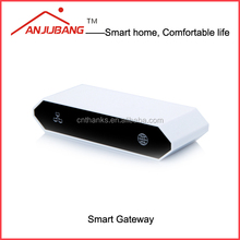 Home automation gateway z-wave and zigbee