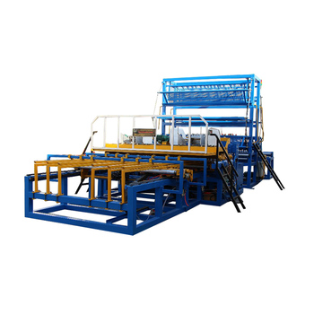 Automatic reinforcing wire mesh welding machine hot sale in India