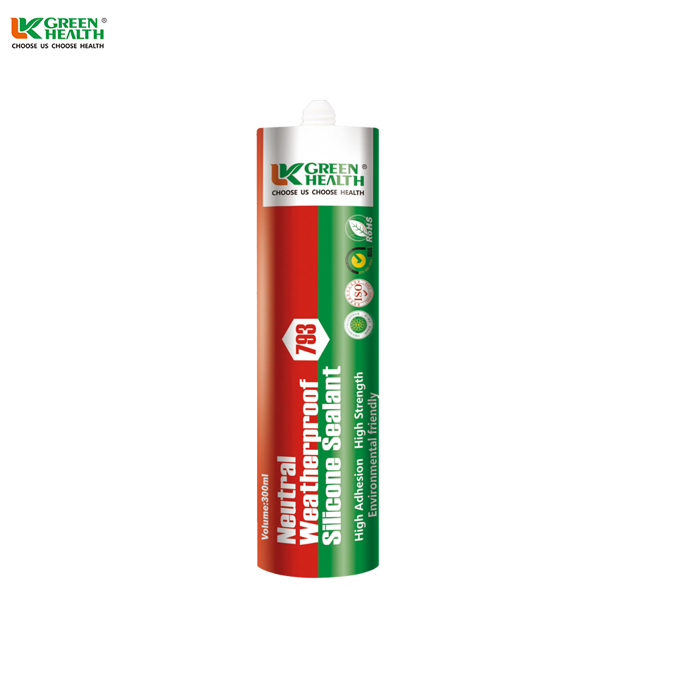 OEM Best Price Neutral Silicon Joint Sealant