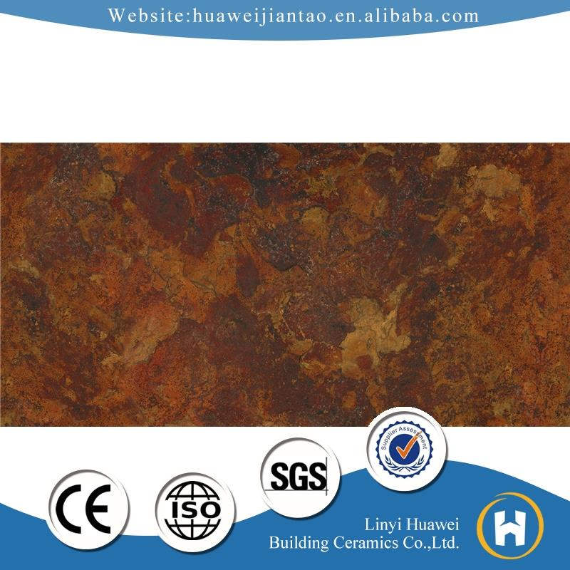 polished floor tile 300x600 / marble tile 600x600 / high quality ceramic tile insulation