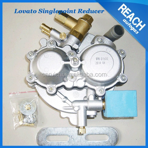 Lovato Reducer LPG CNG Conversion Kit for Single Point System