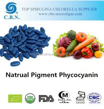 High Quality food Grade Phycocyanin tablet