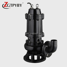 sewage pumps 1.5 kw china qw submersible sewage water pump sump drainage pumps