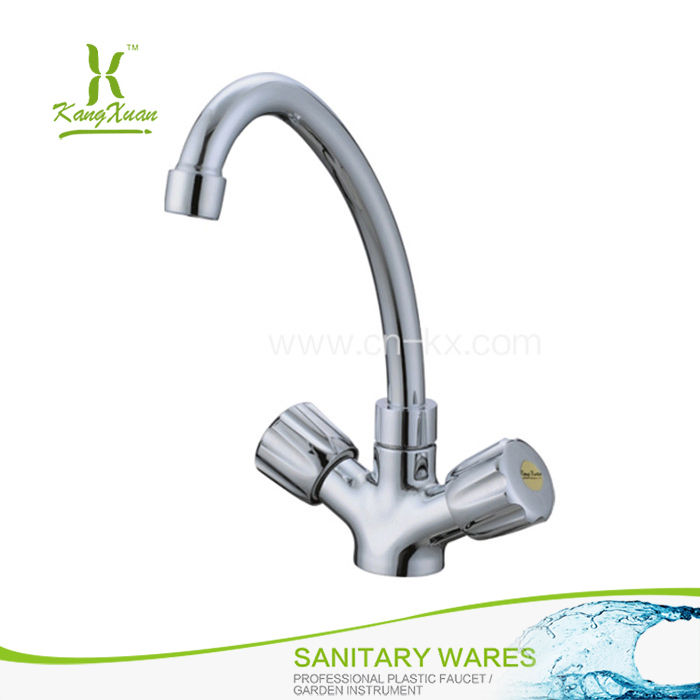 Chinese Factory Cheap Plastic Outdoor Hot Cold Water Faucet