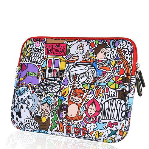 neoprene laptop case/neoprene laptop sleeve wholesale/custom printed neoprene laptop sleeve