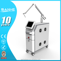 Q switched nd yag laser laser pigment & tattoo removal machine price