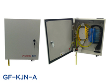 Outdoor 32 core fiber optic cable ftth distribution box