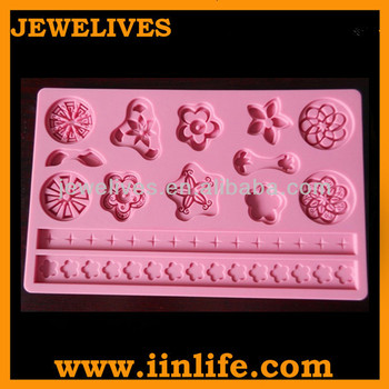 New silicone lace mat/mould/fondant tools for cake decoration