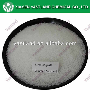 High quality urea 46 prilled 25kg bag